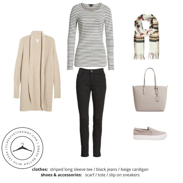 Stay At Home Mom Capsule Wardrobe Winter 2019 - outfit 28