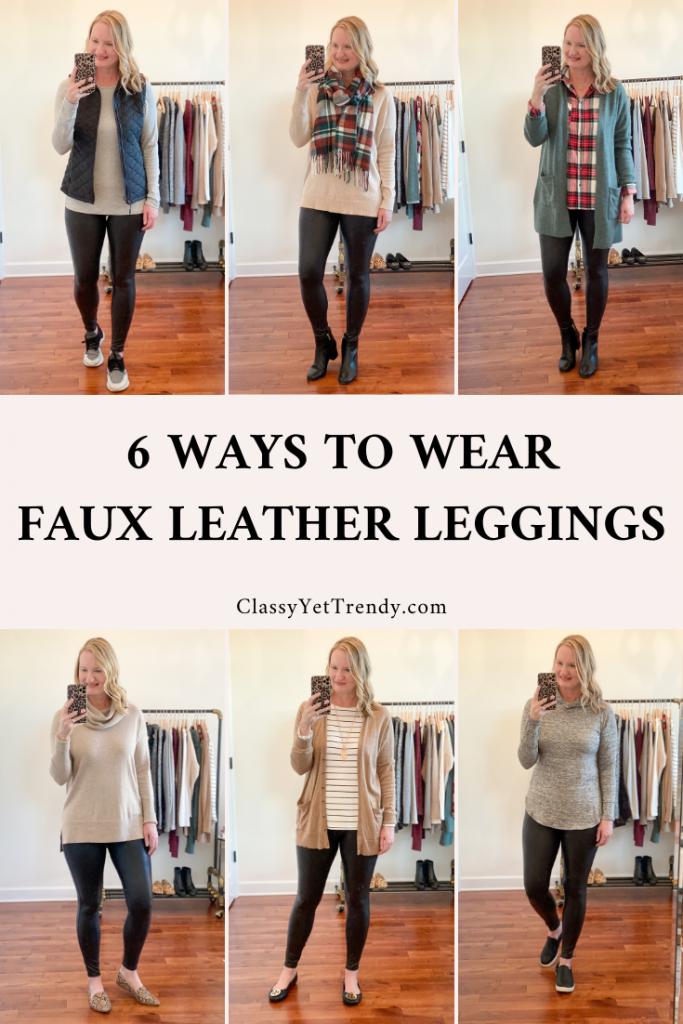 6-Ways-To-Wear-Faux-Leather-Leggings