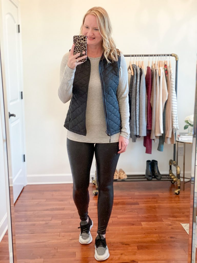 6 Ways To Wear Faux Leather Leggings Classy Yet Trendy