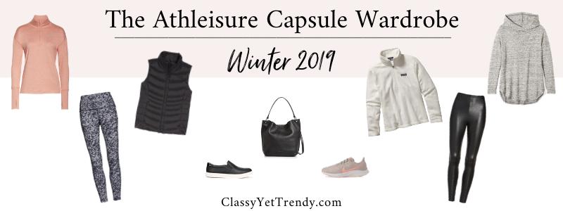 BANNER 800X300 - The Athleisure Capsule Wardrobe - Winter 2019