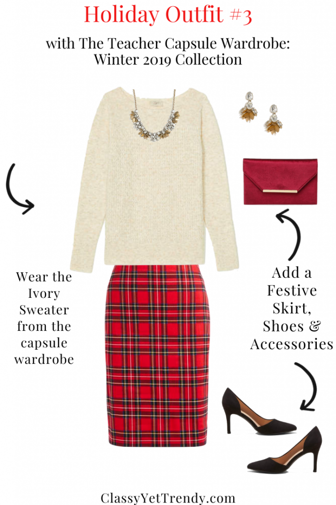 Holiday-Outfit-3-with-the-Teacher-Capsule-Wardrobe-Winter-2019-Collection