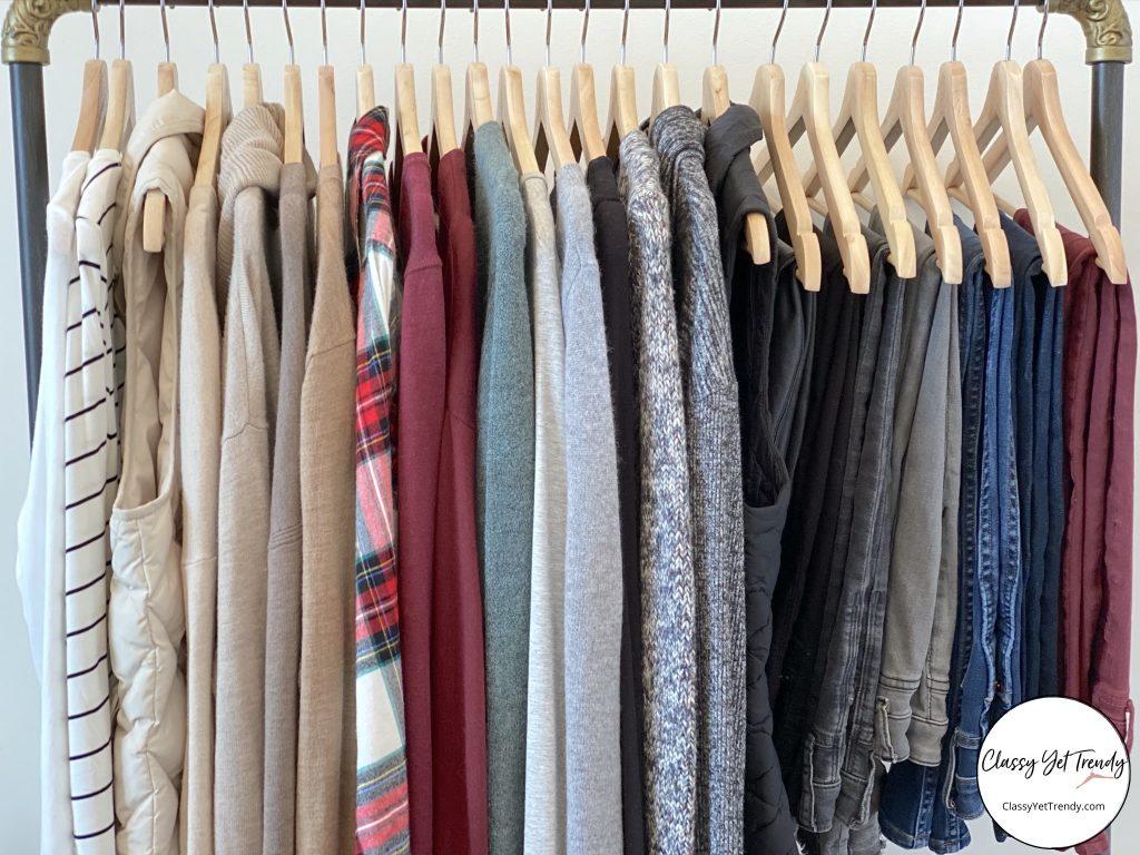 My-Winter-2019-Capsule-Wardrobe-clothes-rack-closeup