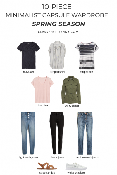 10-PIECE-SPRING-MINIMALIST-CAPSULE-WARDROBE-FOR-TRAVEL-OR-YOUR-CLOSET