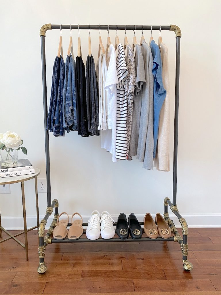 How-I-Wear-It-Challenge-April-2020-my-clothes-and-shoes