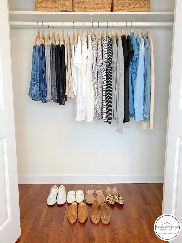 My-29-Piece-Neutral-Spring-Capsule-Wardrobe-closet