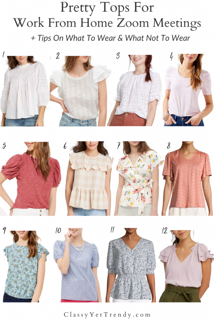 Pretty-Tops-For-Work-From-Home-Zoom-Meetings