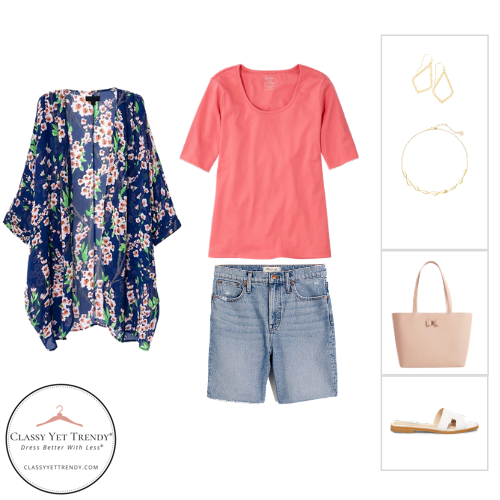 Essential Capsule Wardrobe Summer 2020 - outfit 14