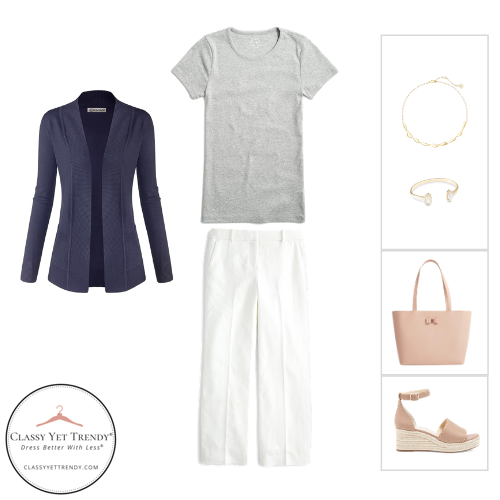 Essential Capsule Wardrobe Summer 2020 - outfit 19