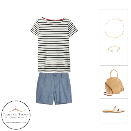 Essential Capsule Wardrobe Summer 2020 - outfit 81
