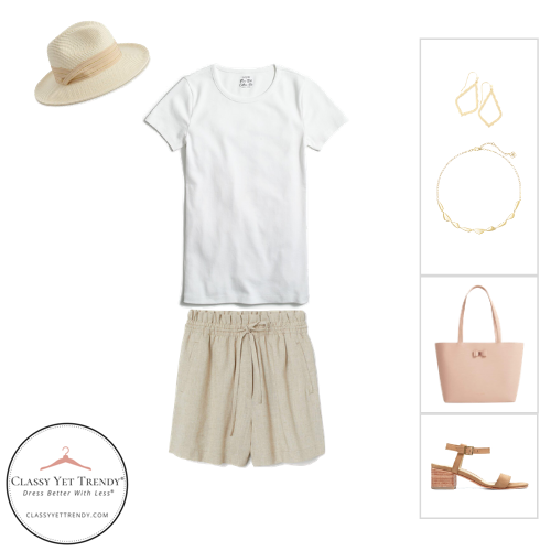 Essential Capsule Wardrobe Summer 2020 - outfit 99