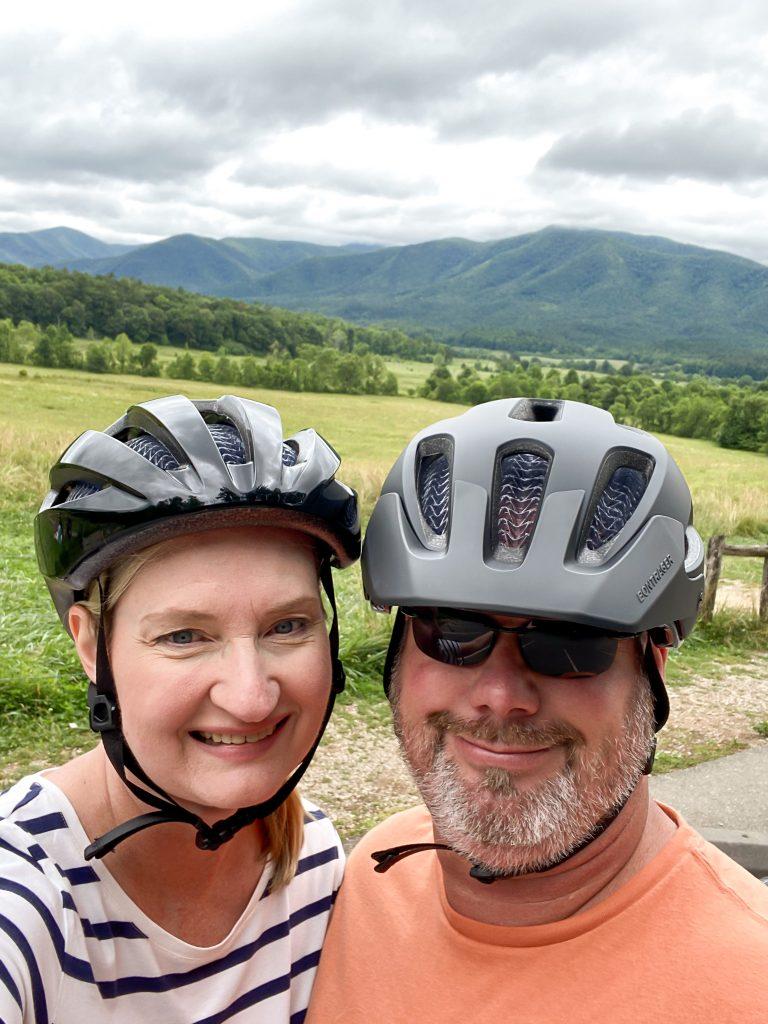 Cades-Cove-Bike-Ride-2020-danny-and-me