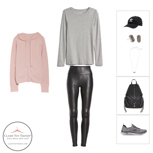 Athleisure Capsule Wardrobe Fall 2020 - outfit 65