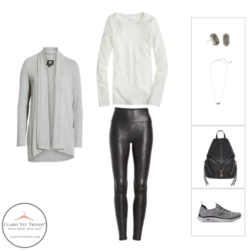 Athleisure Capsule Wardrobe Fall 2020 - outfit 90