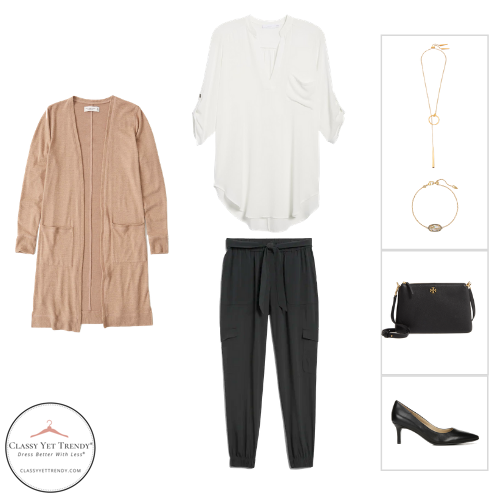 Essential Capsule Wardrobe Fall 2020 - outfit 48