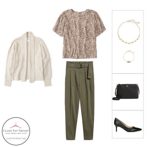 Essential Capsule Wardrobe Fall 2020 - outfit 73