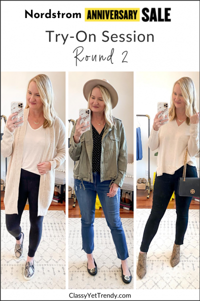 Nordstrom Anniversary Sale 2020 Try-On Session Round 2