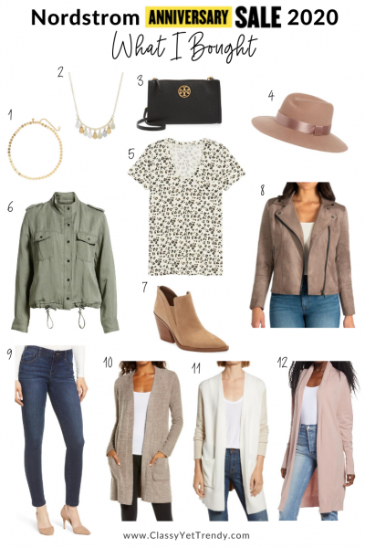 Nordstrom Anniversary Sale 2020 - What I Bought