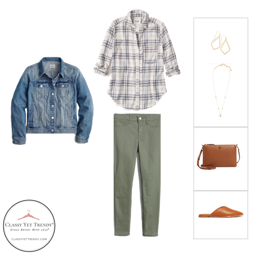 Stay At Home Mom Capsule Wardrobe Fall 2020 - outfit 15