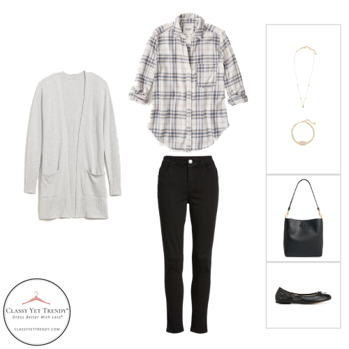 Stay At Home Mom Capsule Wardrobe Fall 2020 - outfit 23