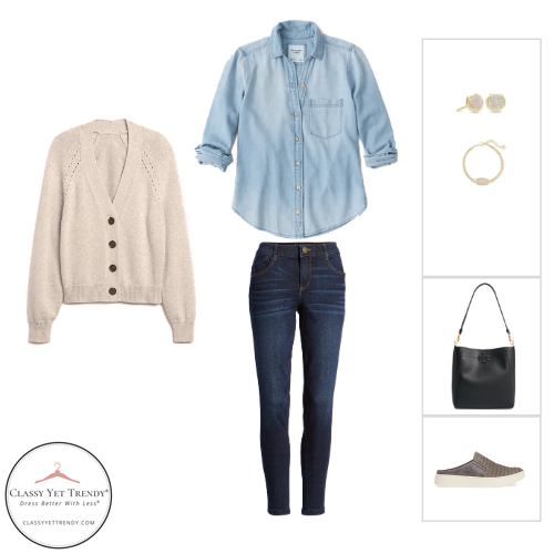 Stay At Home Mom Capsule Wardrobe Fall 2020 - outfit 29