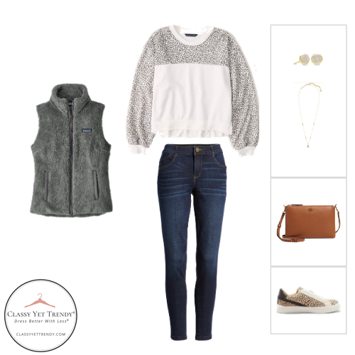 Stay At Home Mom Capsule Wardrobe Fall 2020 - outfit 39