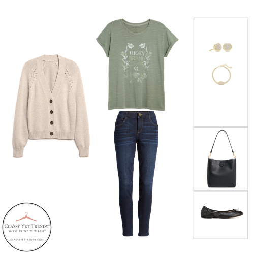 Stay At Home Mom Capsule Wardrobe Fall 2020 - outfit 62