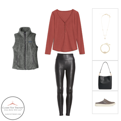 Stay At Home Mom Capsule Wardrobe Fall 2020 - outfit 80