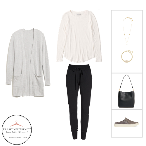 Stay At Home Mom Capsule Wardrobe Fall 2020 - outfit 96
