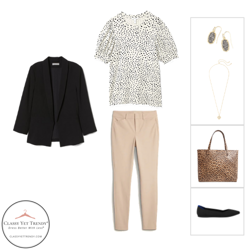 Teacher Capsule Wardrobe Fall 2020 - outfit 72