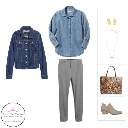 Teacher Capsule Wardrobe Fall 2020 - outfit 80