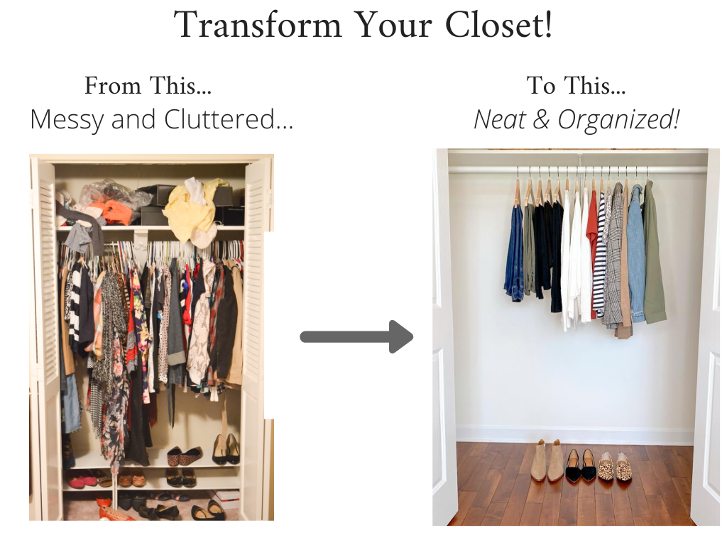 Transform Your Closet - Essential Fall 2020 Capsule Wardrobe
