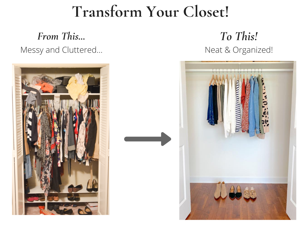 Transform Your Closet - Teacher Capsule Wardrobe Fall 2020