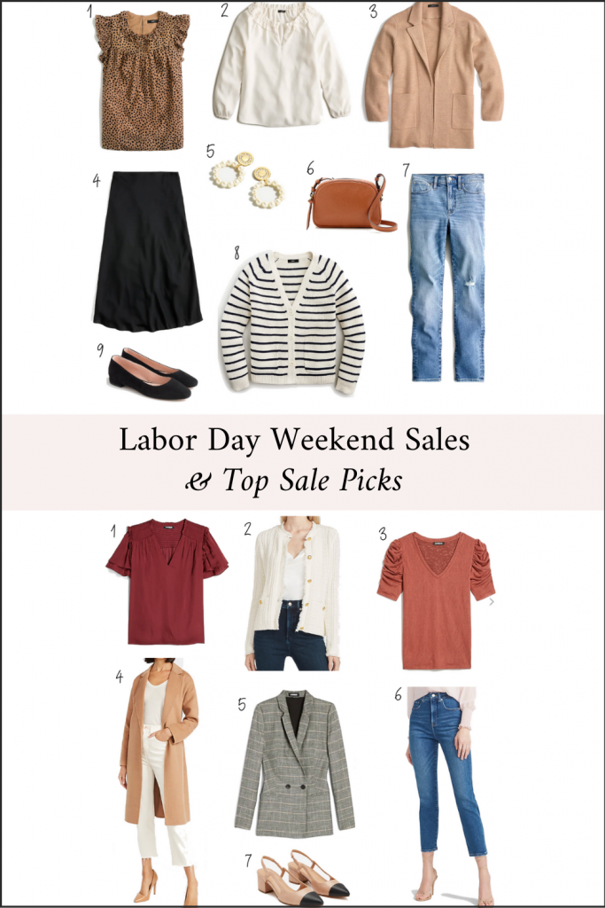 Labor Day Weekend Sales 2020