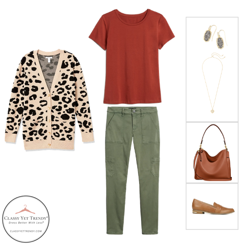 Teacher Capsule Wardrobe Fall 2020 - outfit 17