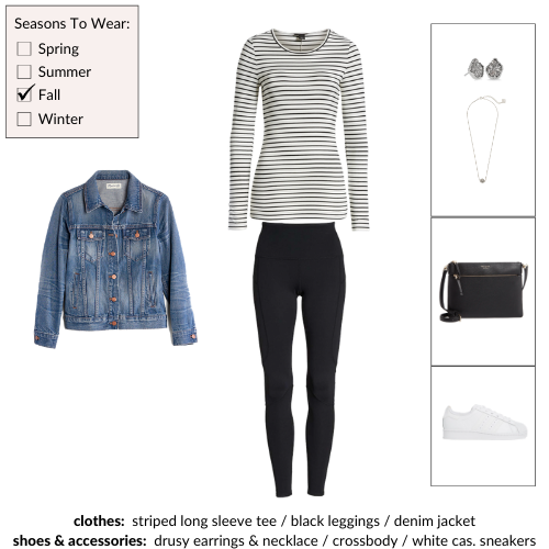 Simplified Style Athleisure Collection - Fall Outfit 12