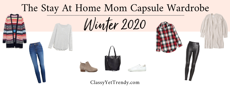 BANNER 800X300 - The Stay At Home Mom Capsule Wardrobe - Winter 2020