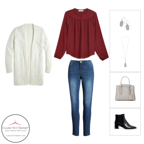 Essential Capsule Wardrobe Winter 2020 - outfit 11