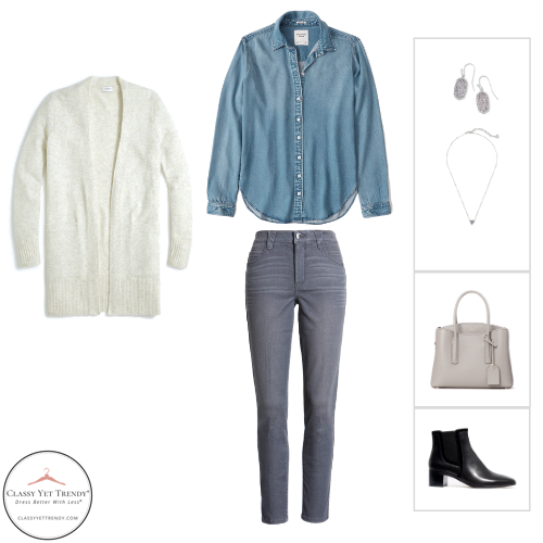 Essential Capsule Wardrobe Winter 2020 - outfit 22
