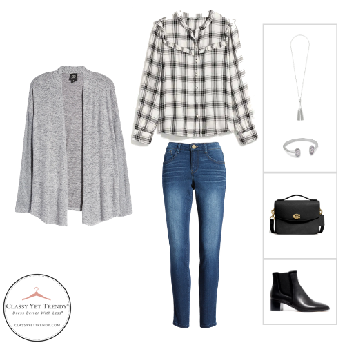 Essential Capsule Wardrobe Winter 2020 - outfit 57