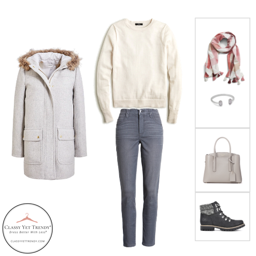 Essential Capsule Wardrobe Winter 2020 - outfit 67