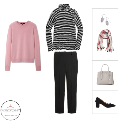 Essential Capsule Wardrobe Winter 2020 - outfit 71