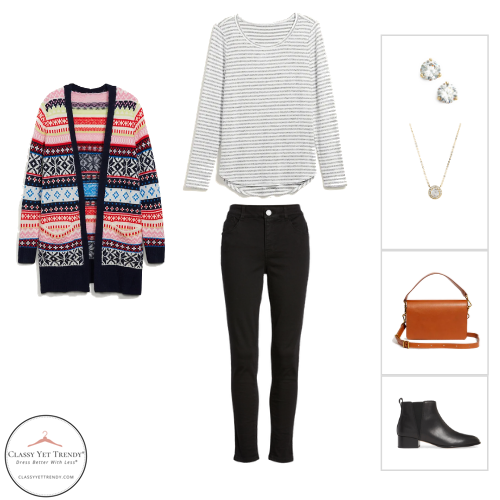 The Stay At Home Mom Capsule Wardrobe Winter 2020 - outfit 12