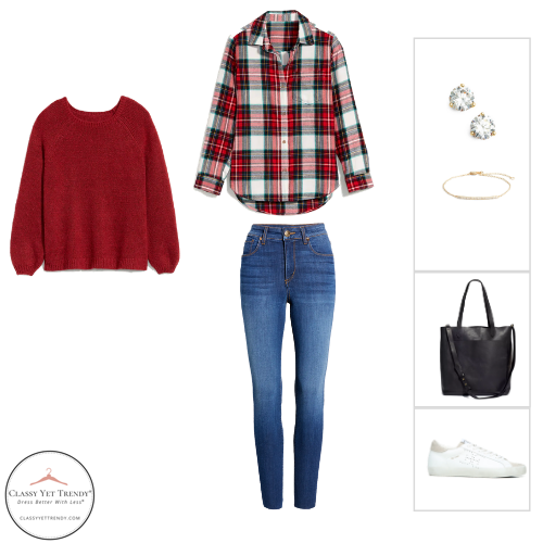 The Stay At Home Mom Capsule Wardrobe Winter 2020 - outfit 16