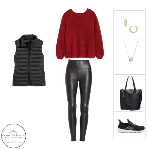 The Stay At Home Mom Capsule Wardrobe Winter 2020 - outfit 32