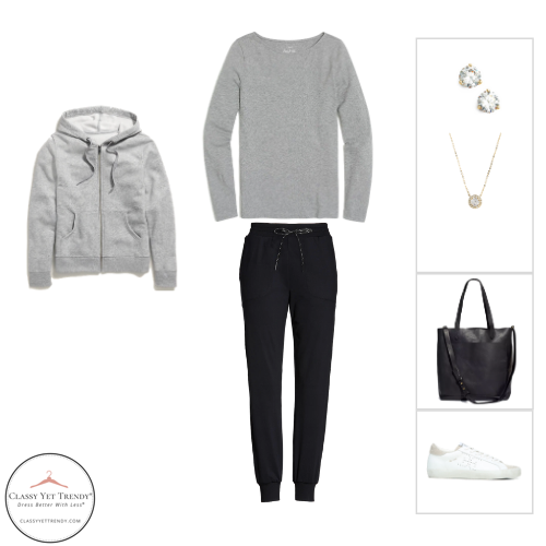 The Stay At Home Mom Capsule Wardrobe Winter 2020 - outfit 74