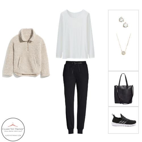 The Stay At Home Mom Capsule Wardrobe Winter 2020 - outfit 91
