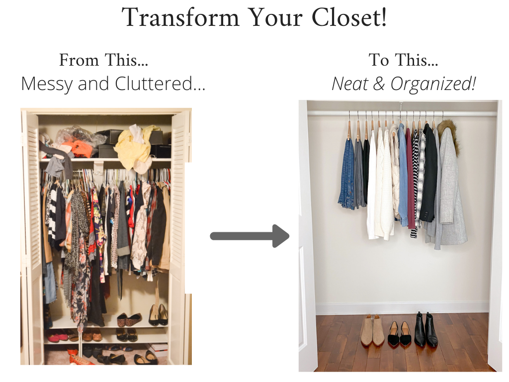Transform Your Closet - Essential Winter 2020 Capsule Wardrobe