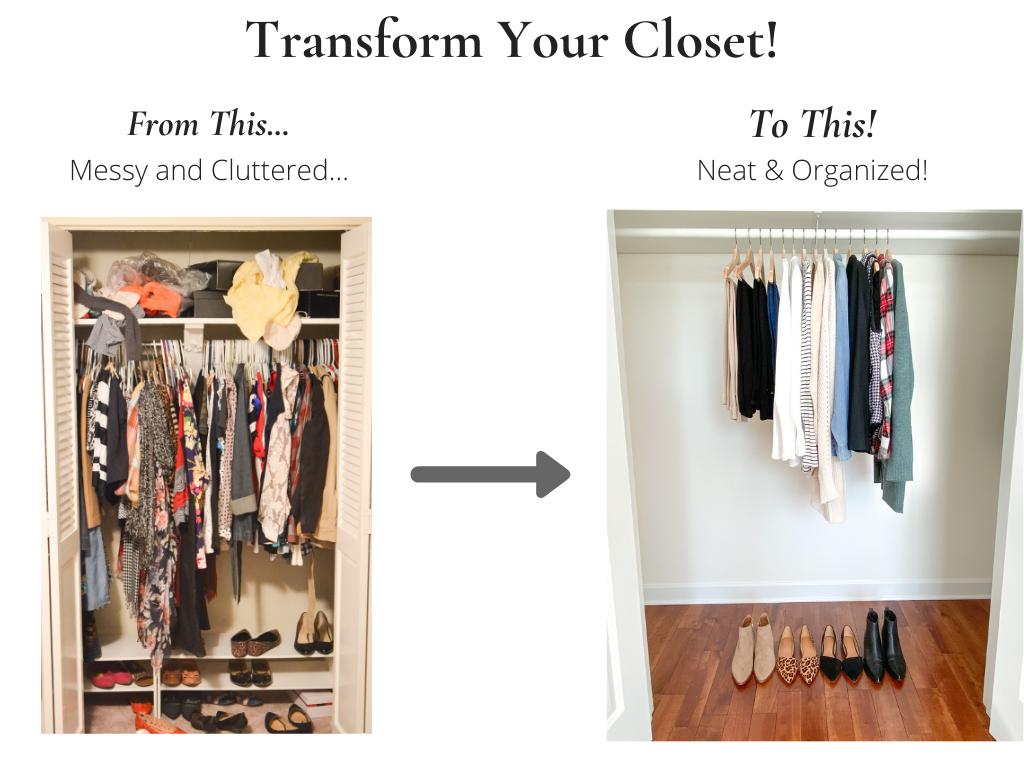 Transform Your Closet - Teacher Capsule Wardrobe Winter 2020