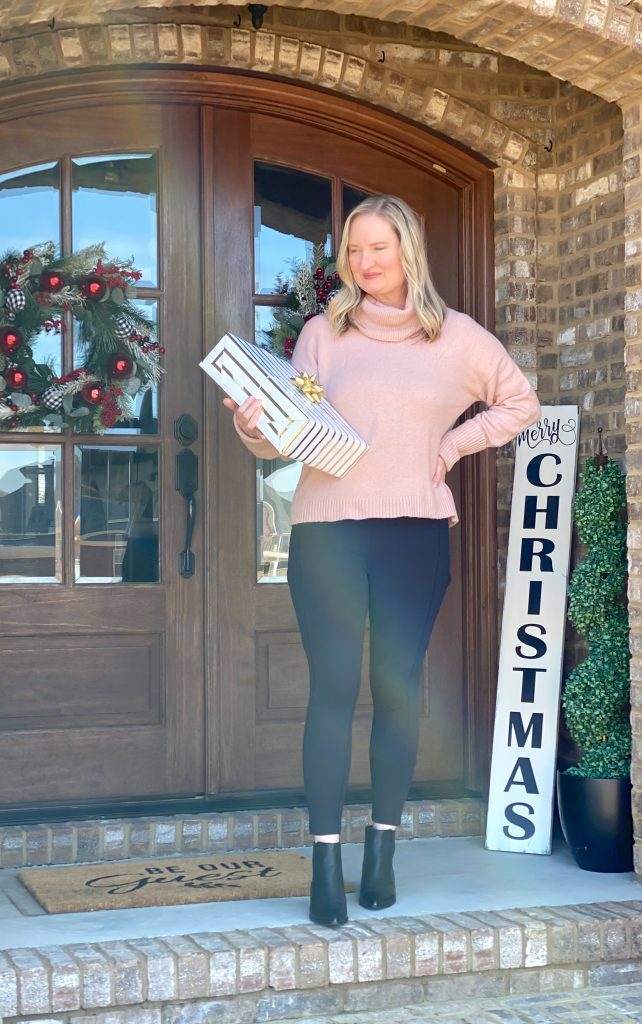Comfy Elevated Casual Holiday Outfit Nordstrom Dec2020 3a