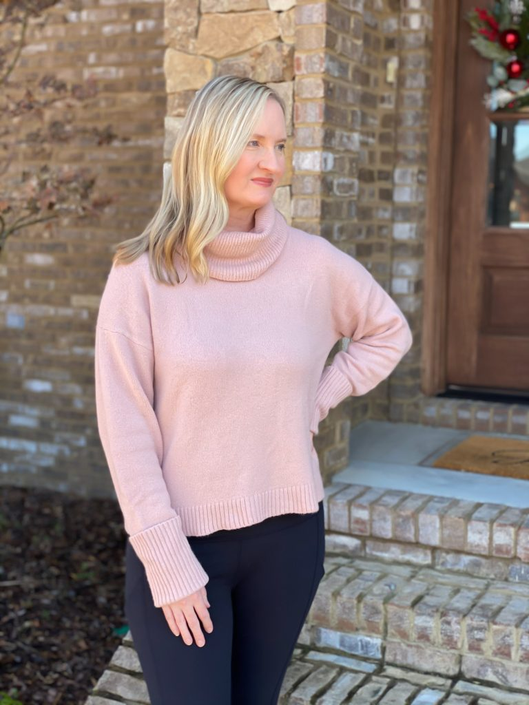 Comfy Elevated Casual Holiday Outfit Nordstrom Dec2020 4